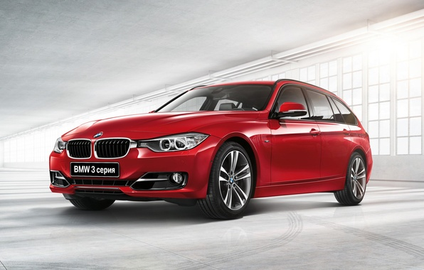 Фото обои бмв, BMW, 3 series, универсал, Touring, F31, 2015