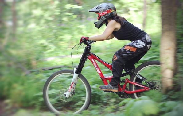 Картинка велосипед, спорт, экстрим, downhill, mtb, маунтинбайк, mountainbike, МТБ