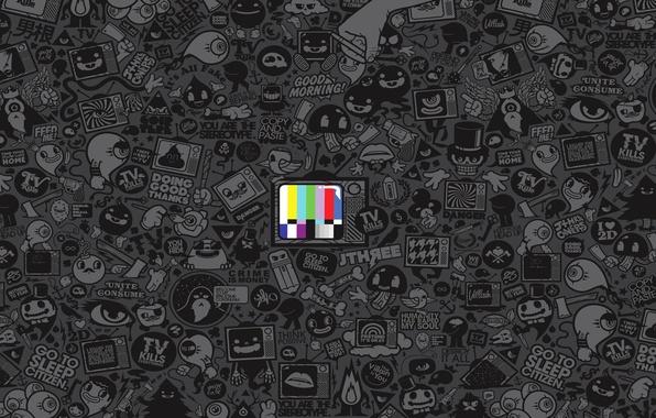 Картинка art, media, Jared Nickerson, TV, propaganda