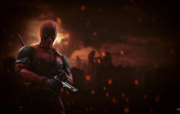 Watch Deadpool (2016) Hindi Dubbed Online