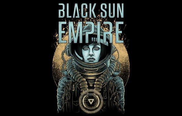 Картинка dnb, drum & bass, BSE, neurofunk, Black Sun Empire