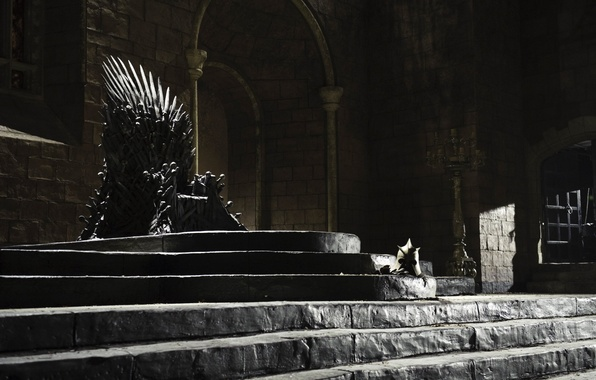 Картинка ступени, игра престолов, game of thrones, железный трон
