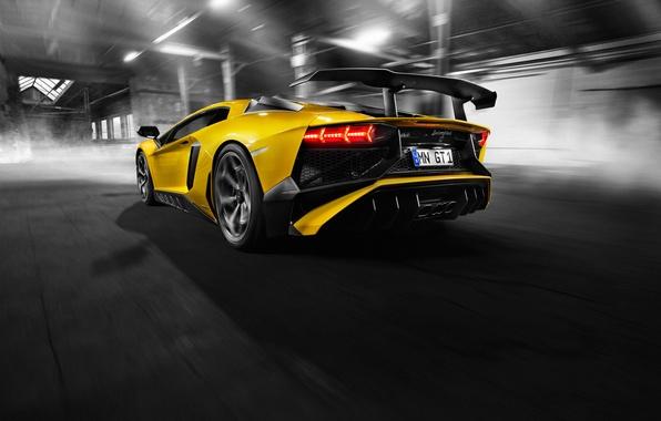Картинка Lamborghini, Aventador, ламборгини, авентадор, Novitec Torado, LP 750-4