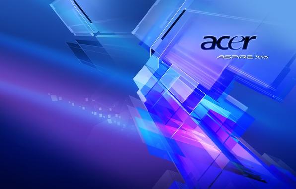 Картинка компьютер, логотип, телефон, электроника, процессор, бренд, acer
