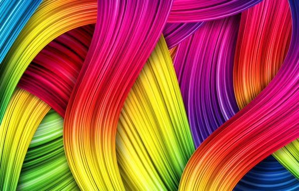 Картинка colors, colorful, abstract, patterns, lines