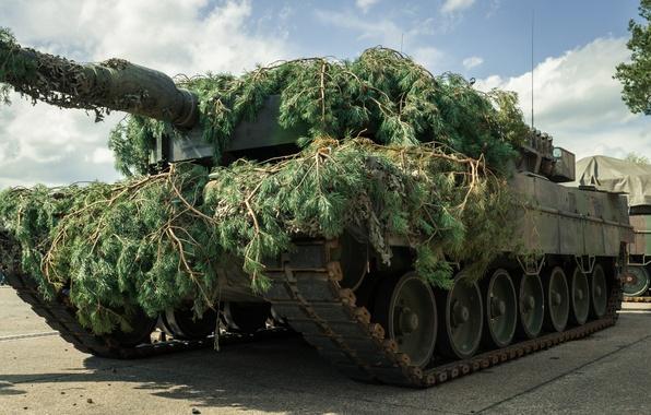 Картинка танк, боевой, Leopard 2, «Леопард 2»