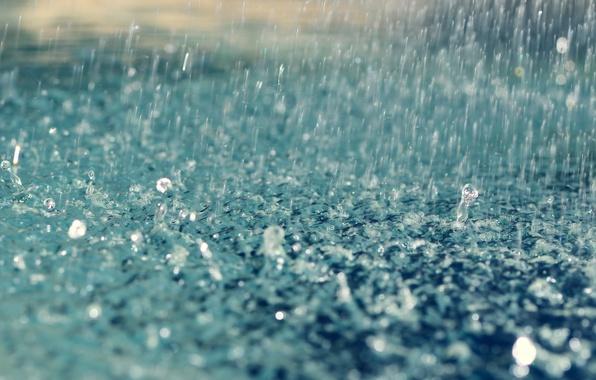 Картинка капли, дождь, rain, drops