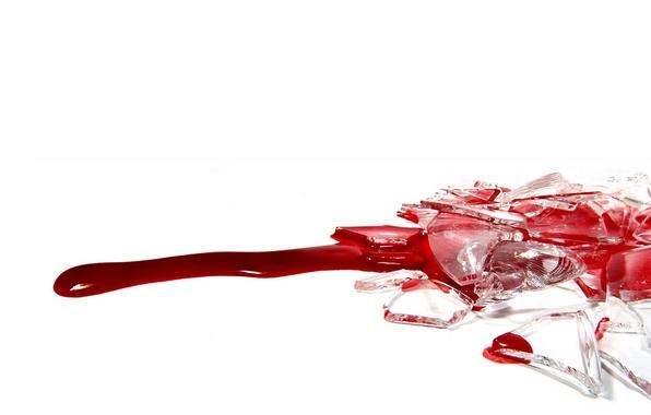 Картинка красное, белое, кровь, blood