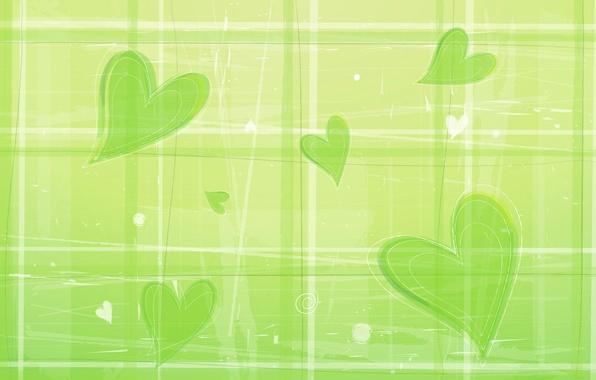 Картинка линии, праздник, сердце, рисунок, вектор, влюбленные, сердечко, святой, валентин