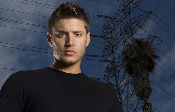 Картинка актер, мужчина, Supernatural, Jensen Ackles, Сверхъестественное, брюнет, дин, Дженсен Эклс, dean winchester, дин винчестер