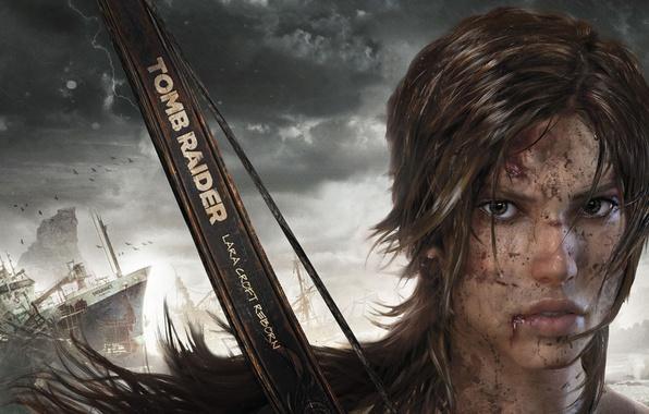 Картинка Tomb Raider, Reborn, Lara Coft, New
