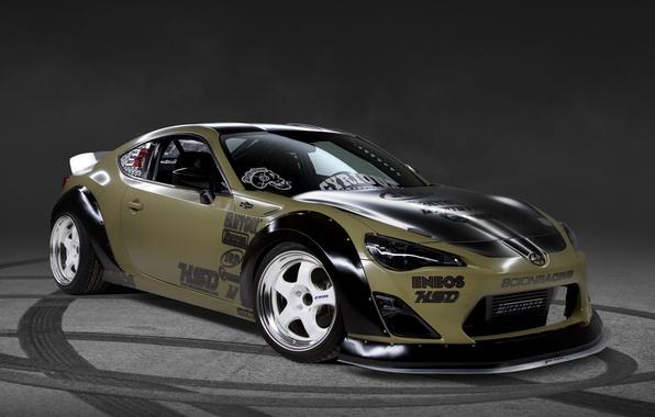 Картинка Toyota, Автомобиль, Sport, FR-S, Scion