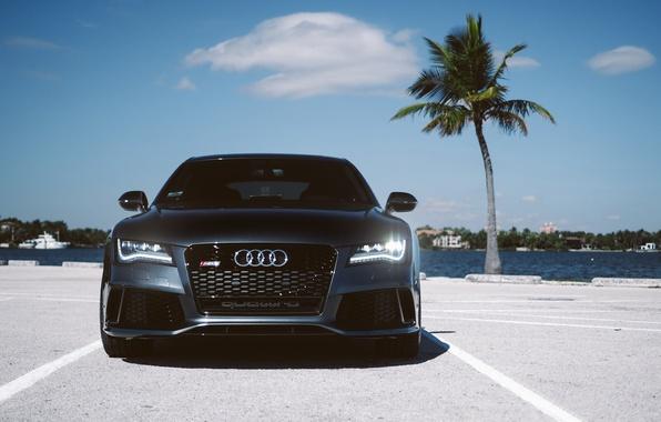 Картинка Audi, parking, RS7