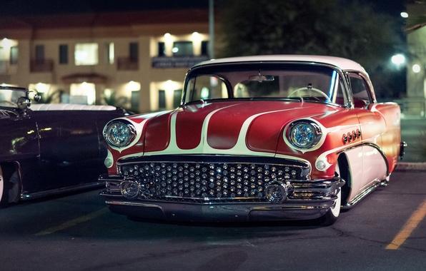 Картинка ретро, классика, 1956, Buick