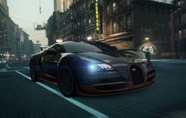 bugatti veyron 2012 need for speed nfs most wanted nfsmw. Black Bedroom Furniture Sets. Home Design Ideas