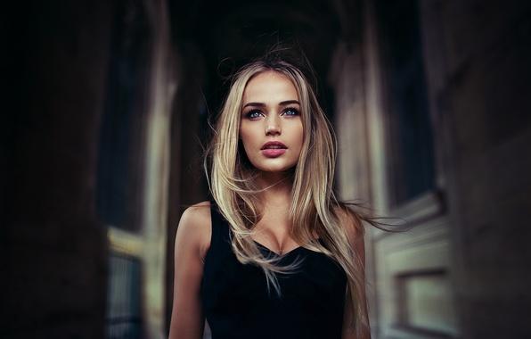 Обои Girl, Paris, Beautiful, Sexy, Model, France, Beauty -2854