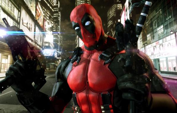 Film Online Deadpool (2016) in Romana
