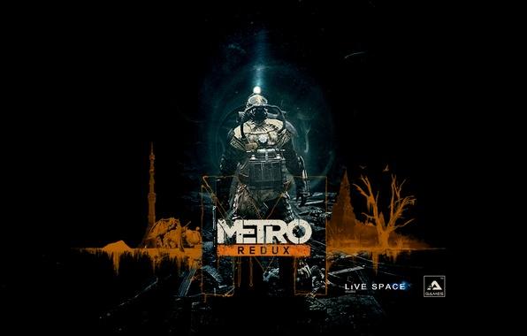 Картинка LiVE SPACE studio. LS, Metro 2033: Last Light, Redux. 4A Games, Metro 2033