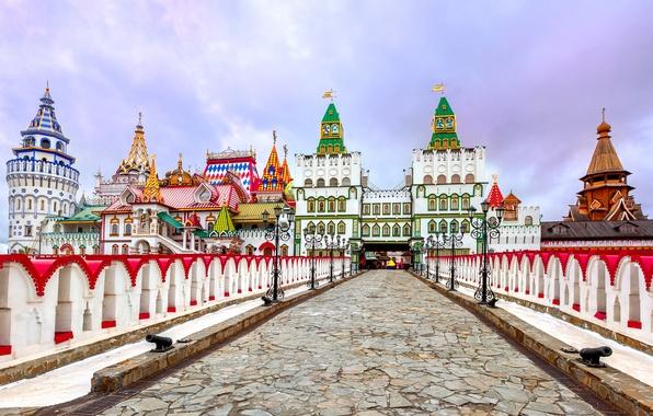 Картинка city, Москва, Россия, Russia, Moscow, Kremlin