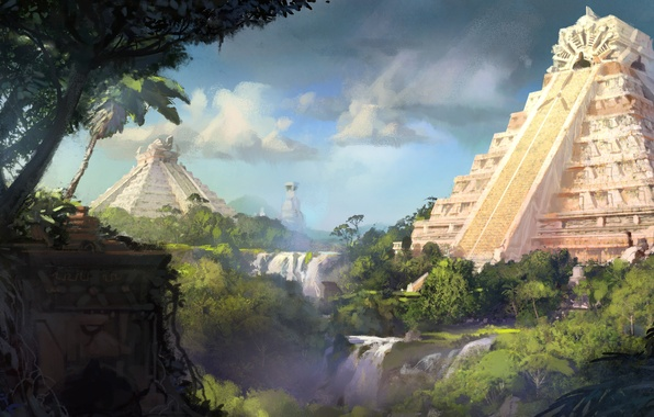 kindle for iphone обои painting concept pyramid картинки на 4249