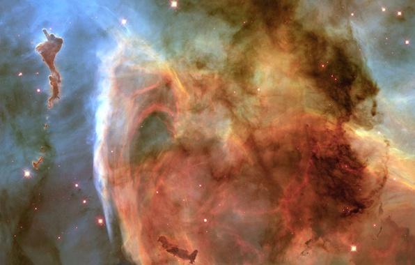 Картинка энергия, звезды, Хаббл