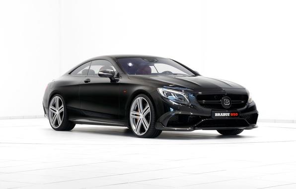 Картинка Mercedes-Benz, Brabus, мерседес, AMG, брабус, амг, S-Class, 2015, C217