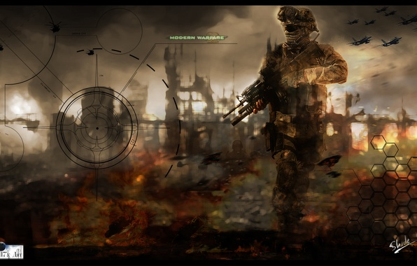 Call of duty, mw2, солдат обои (фото, картинки): https://www.goodfon.ru/wallpaper/call-of-duty-mw2-soldat-3098.html