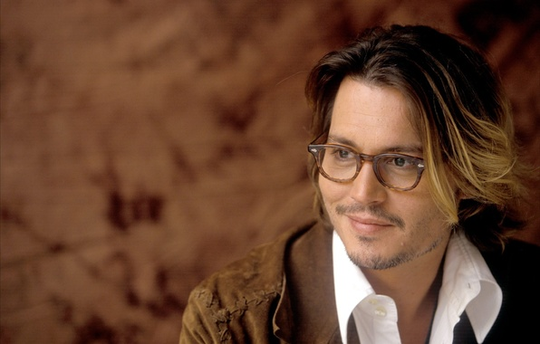 Картинка Johnny Depp, очки, актер, Джонни Депп, actor, glasses