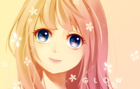 картинки аниме улыбка: