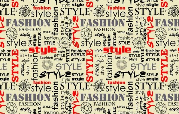 Картинка стиль, буквы, шрифт, слова, fashion style