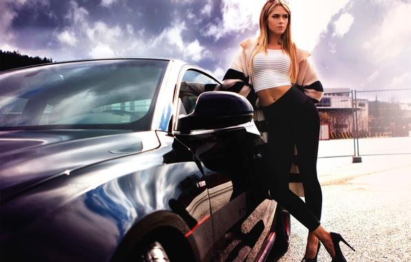 Картинка авто, модель, sport, fashion, style, Diana Retegan, Bernie Bee