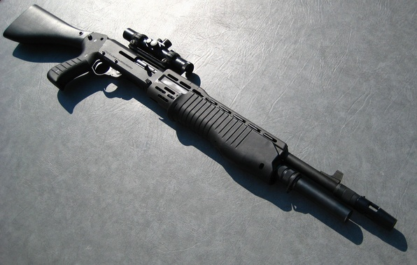 Картинка оружие, дробовик, shotgun