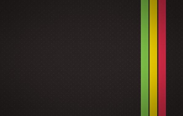 Картинка полоски, желтый, зеленый, полосы, фон, розовый, обои, текстура, коринчевый