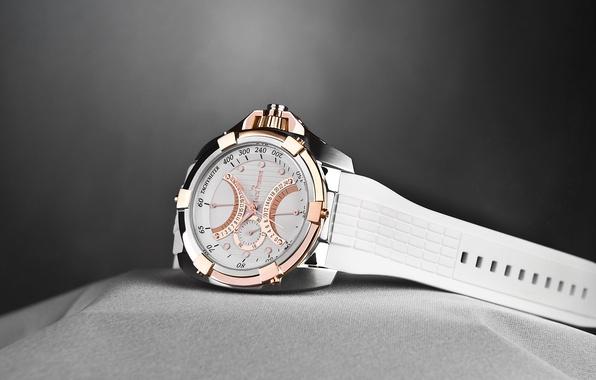 Картинка design, leather, Jack pierre, white watch