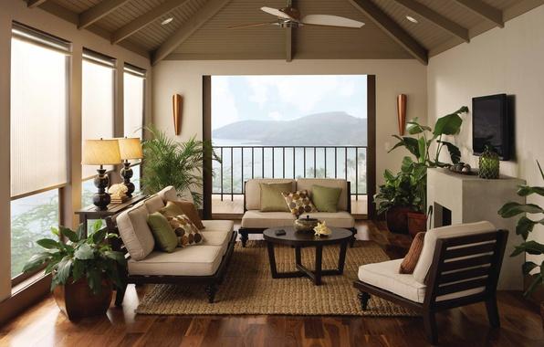 Картинка дизайн, дом, стиль, вилла, интерьер, коттедж, жилая комната, precision and elegance