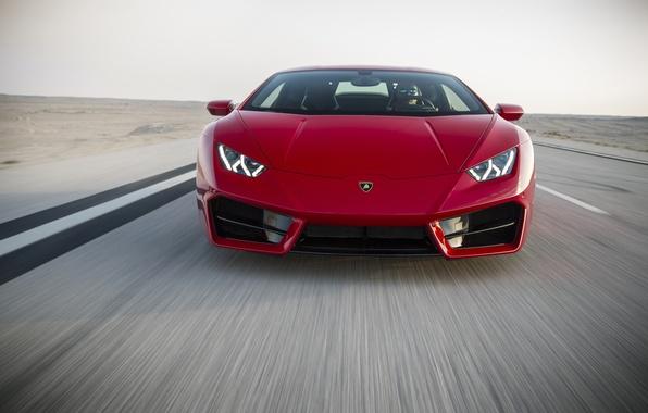 Картинка Lamborghini, ламборгини, Huracan, хуракан, LP 580-2