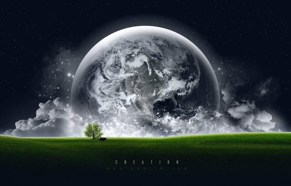 Картинка earth, nature, planet, creation