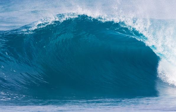 Картинка море, волны, лето, капли, брызги, природа, океан, сила, стихия, стихии, волна, капля, мощь, фото моря …