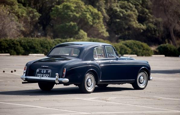 Картинка Bentley, Continental, автомобиль, красивый, бентли, 1957, Saloon by Mulliner