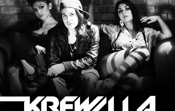 Картинка music, hardstyle, girls, techno, electronic rock, trap, Krewella
