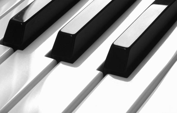 Картинка музыка, рояль, клавиши, пианино