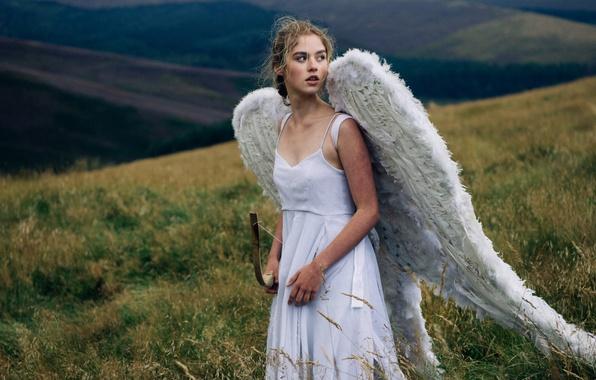ангелы девушки картинки