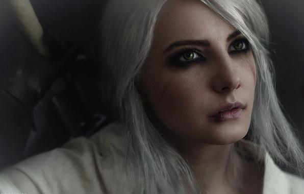 Картинка персонаж, косплей, cosplay, The Witcher 3: Wild Hunt, Ведьмак 3: Дикая Охота, Цири, Цирилла