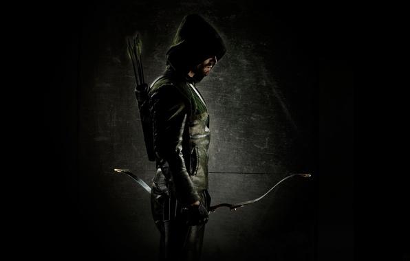 Картинка Green Arrow, Arrow, DC Comics, Оливер Куин, Стрела, Зелёная Стрела, Stephen Amell, Oliver Queen, Стивен …