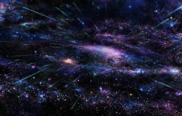 Stars cosmos space обои фото картинки