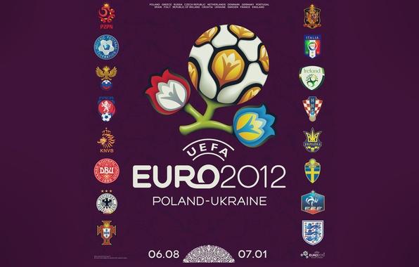 Картинка 2012, Ukraine, euro, Poland, Uefa