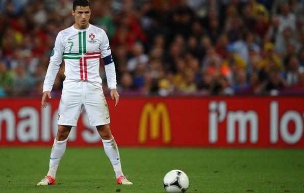 роналдо футбол. фото