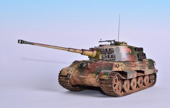 Обои тигр танк на рабочий стол 3