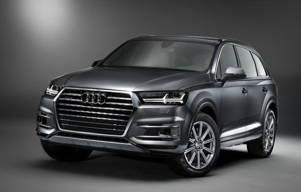 Картинка Audi, ауди, TDI, quattro, кватро, 2015