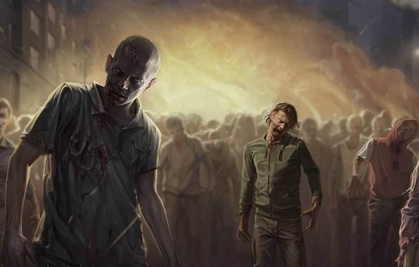 Картинка Зомби, Hammerpoint Interactive, Infestation Survivor Stories, Arktos Entertainment Group